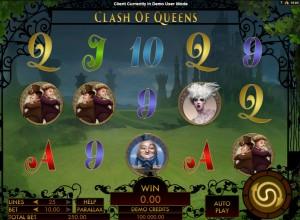 бесплатная игра в clash of queens