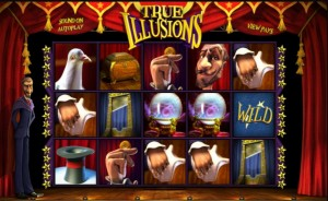 игровой автомат True Illusions
