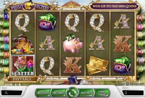 scatter Piggy Riches