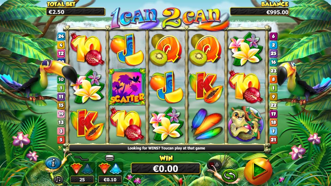 игровой автомат 2Can